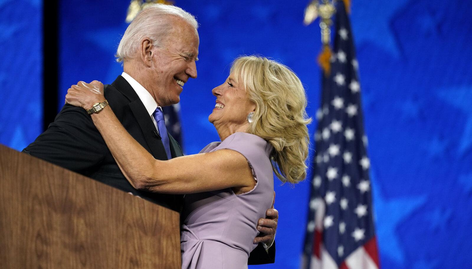 Joe ja Jill Biden