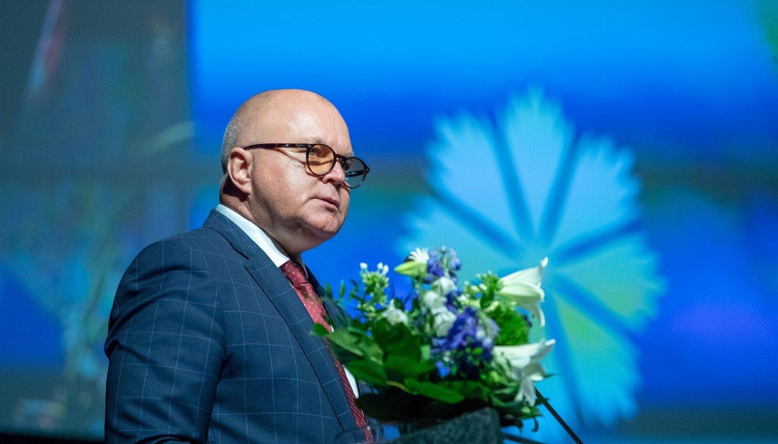 Pildil on EKRE volikogu esimees Urmas Reitelmann.