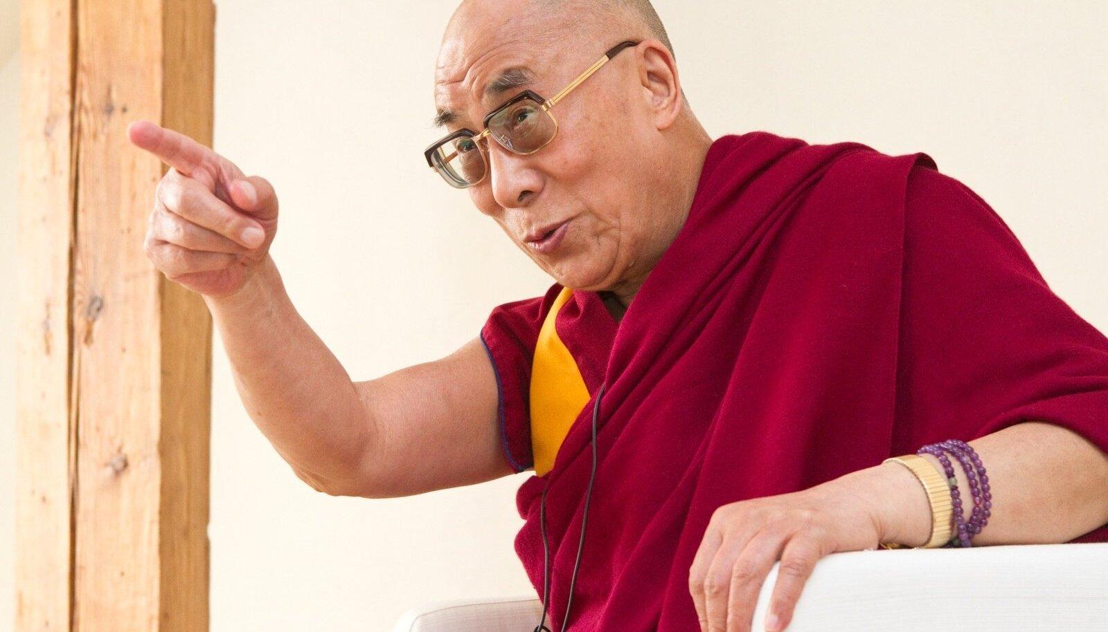 Tema Pühadus XIV dalai-laama Tenzin Gyatso