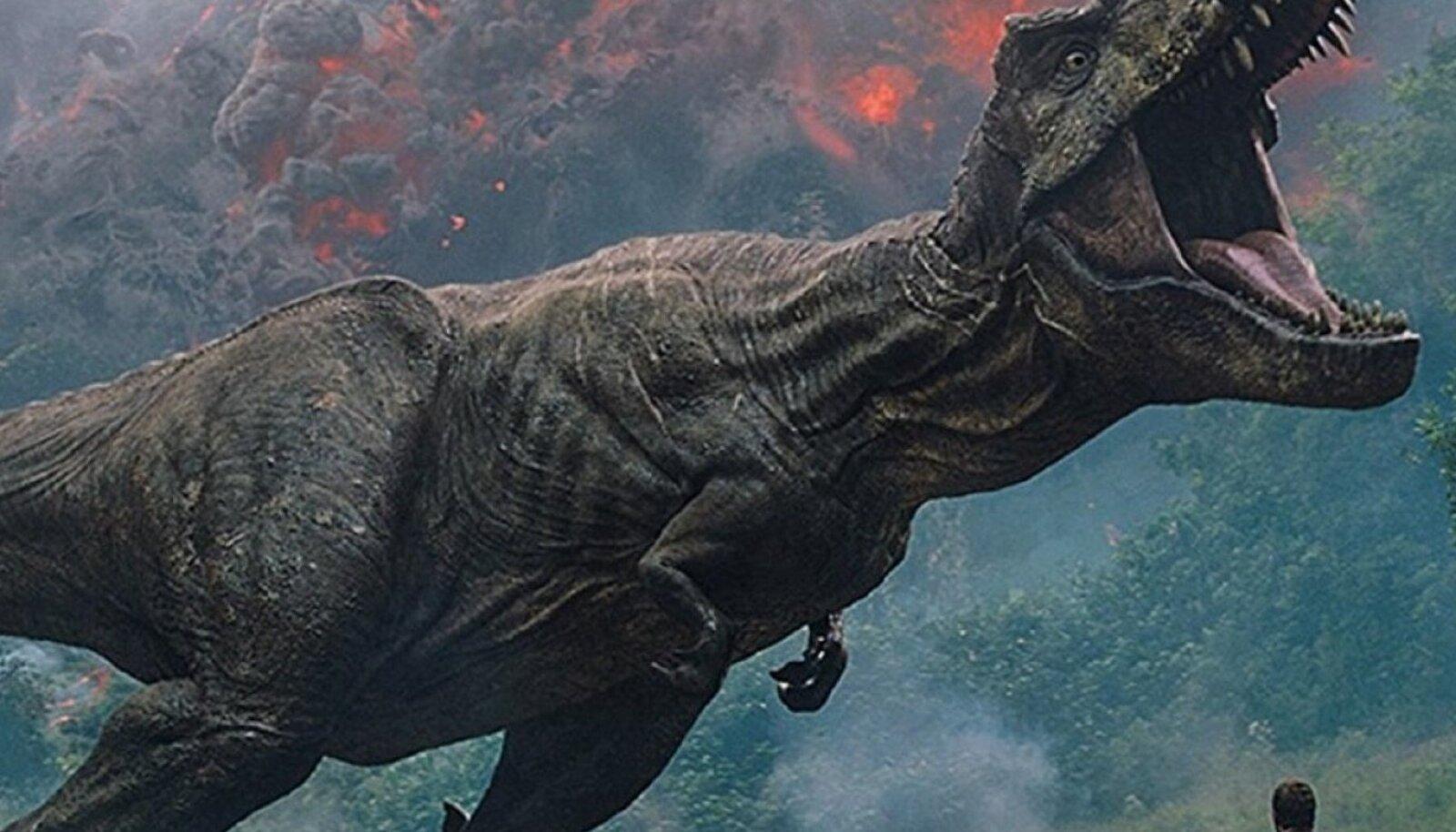"""""""Jurassic World: Langenud kuningriik""""."""