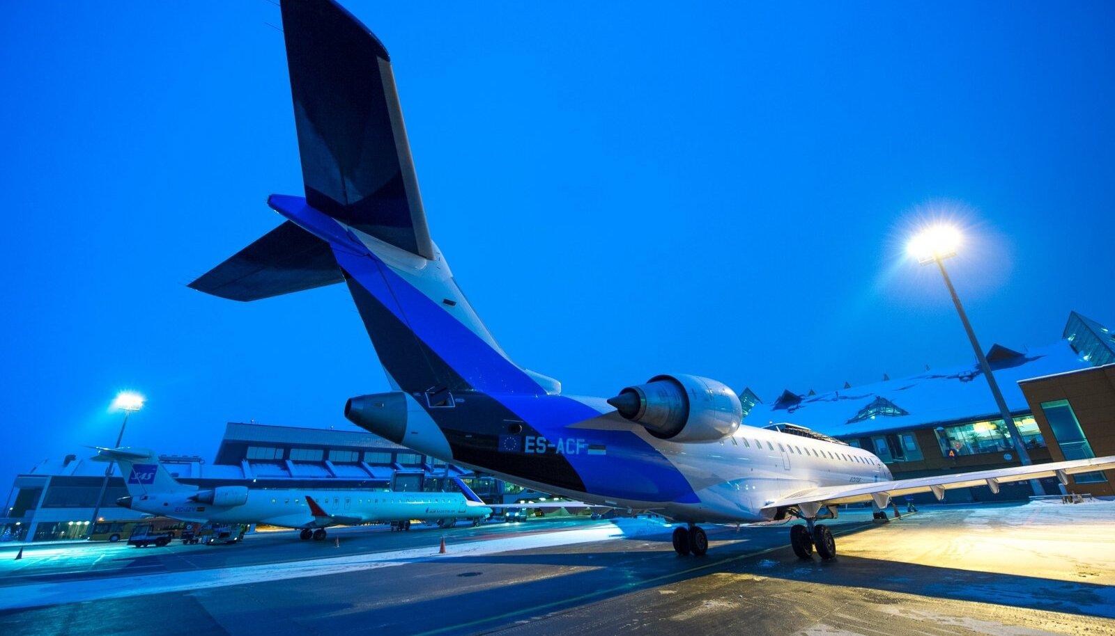 Nordic Aviatoni lennuk