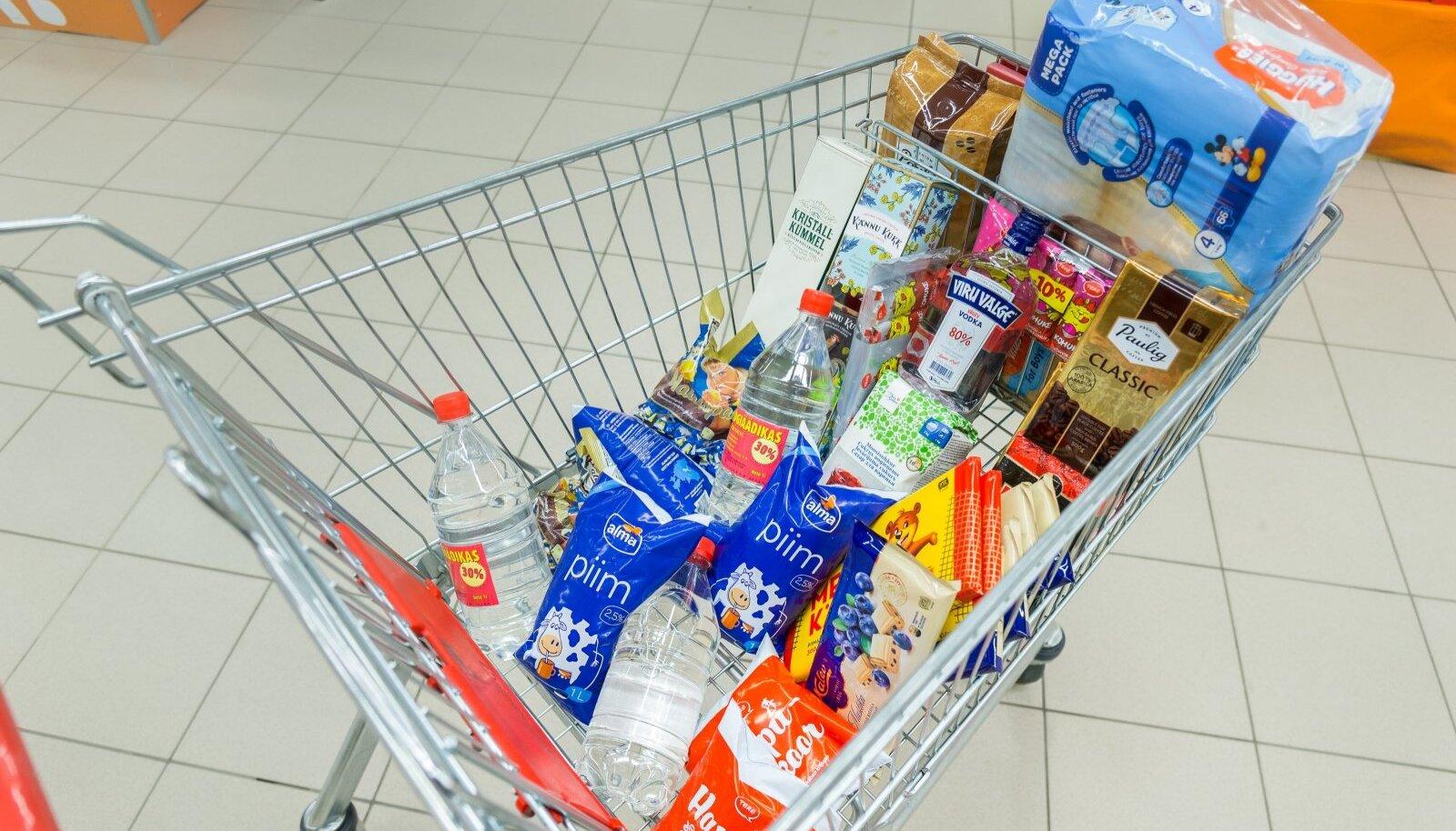 Mida ostavad lätlased Eestist