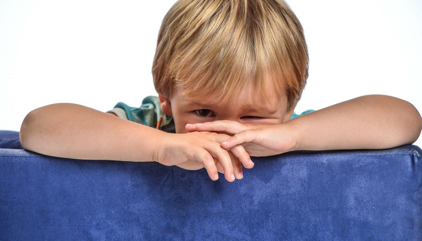 Laps ja abikaasa ajavad täiega närvi, mida teha?...