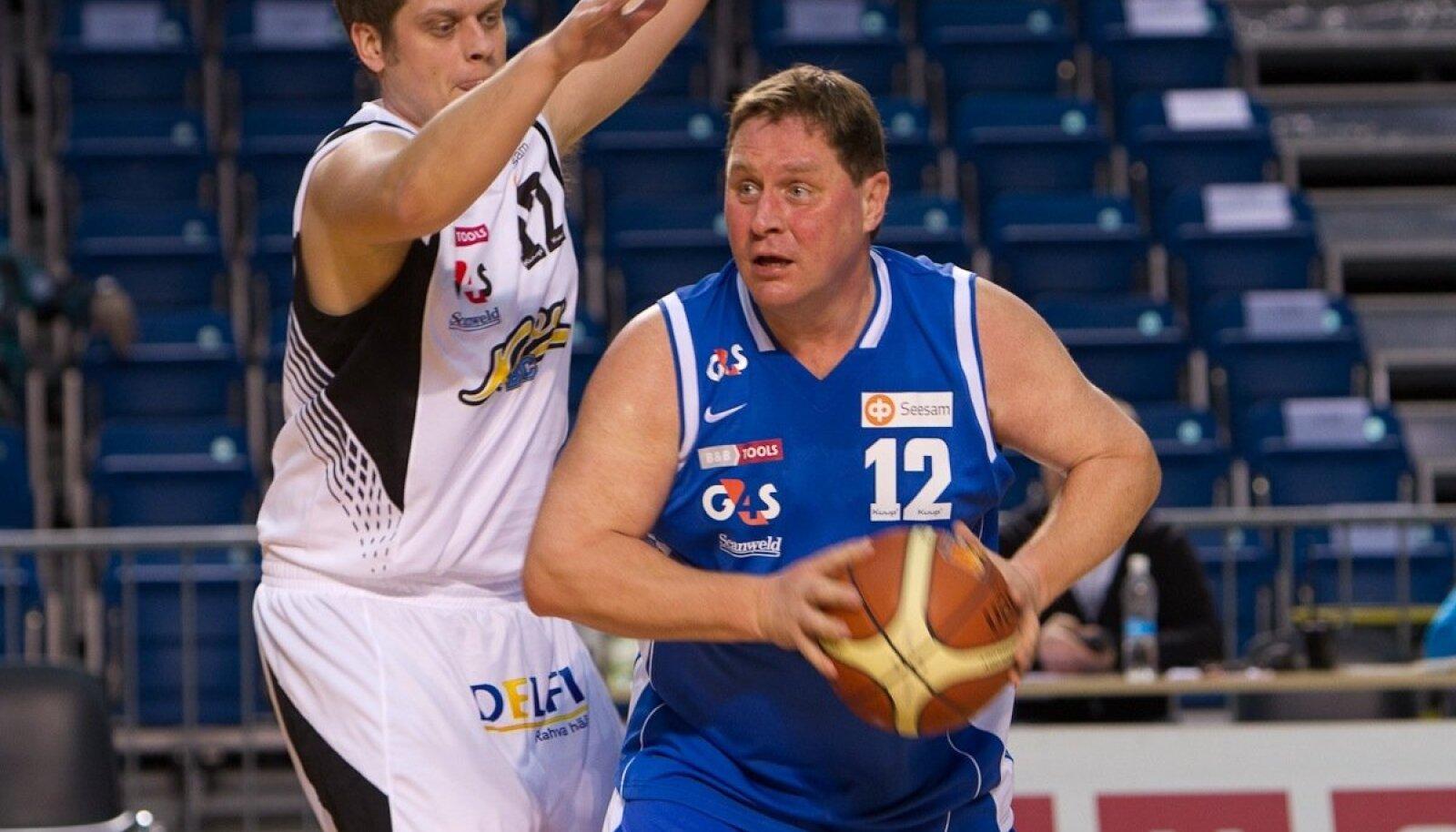 BC Kalev Cramo vs sponsorid