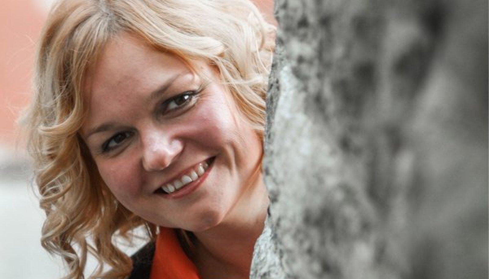 Krista Kiuru oli paari päeva eest jälle Eestis käimas.