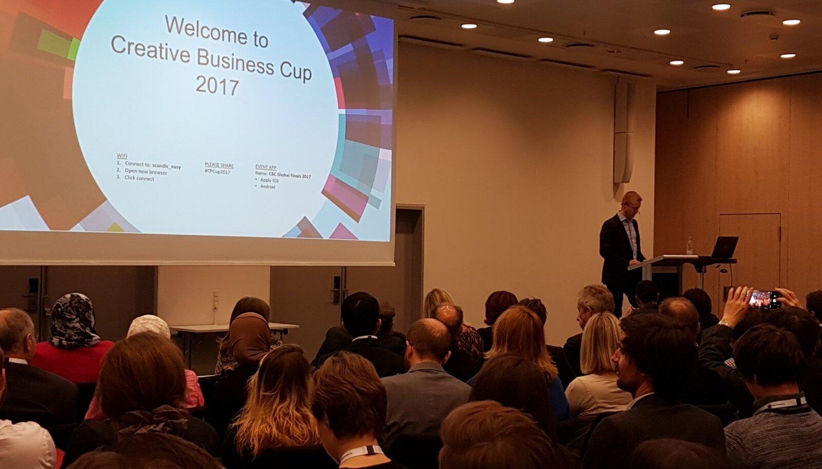 Globaalsel ettevõtlusvõistlusel esindab seekord Eestit lausa 5 ettevõtet