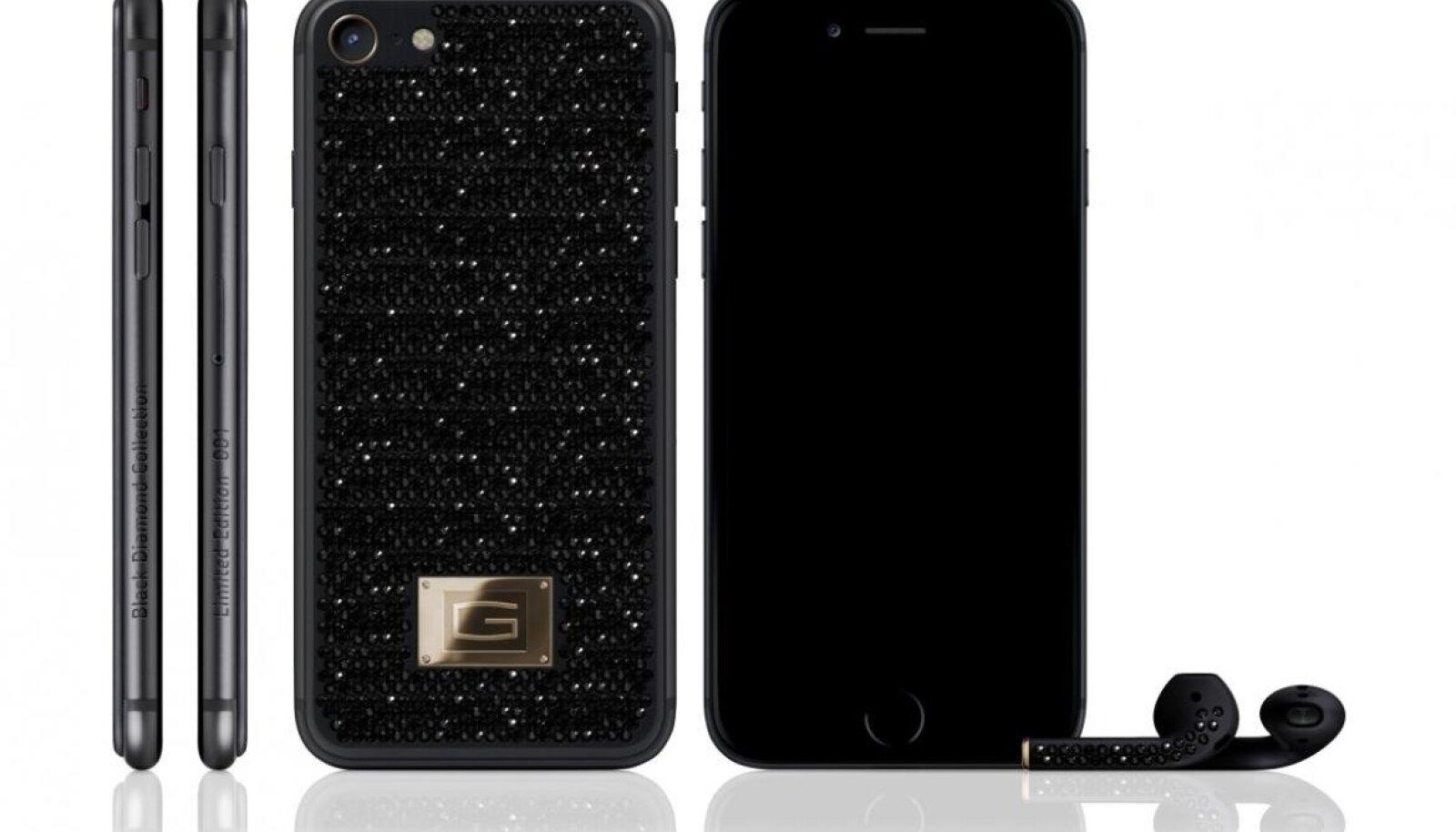 iPhone 7 Black Diamond (Foto: tootja)