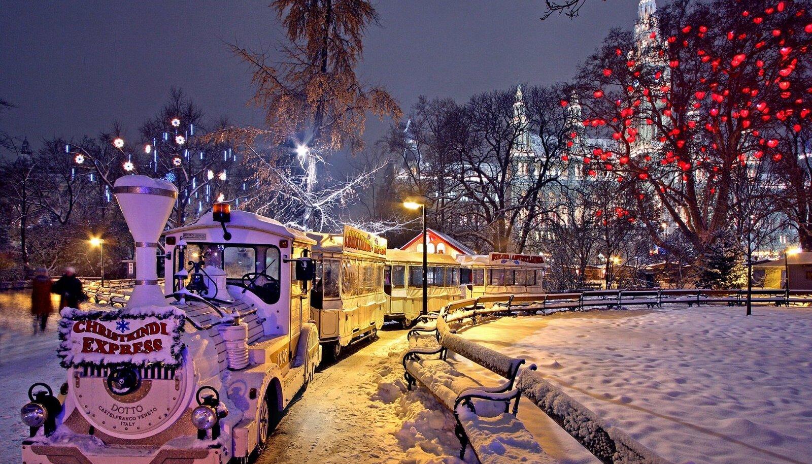 Jõulud Viinis
