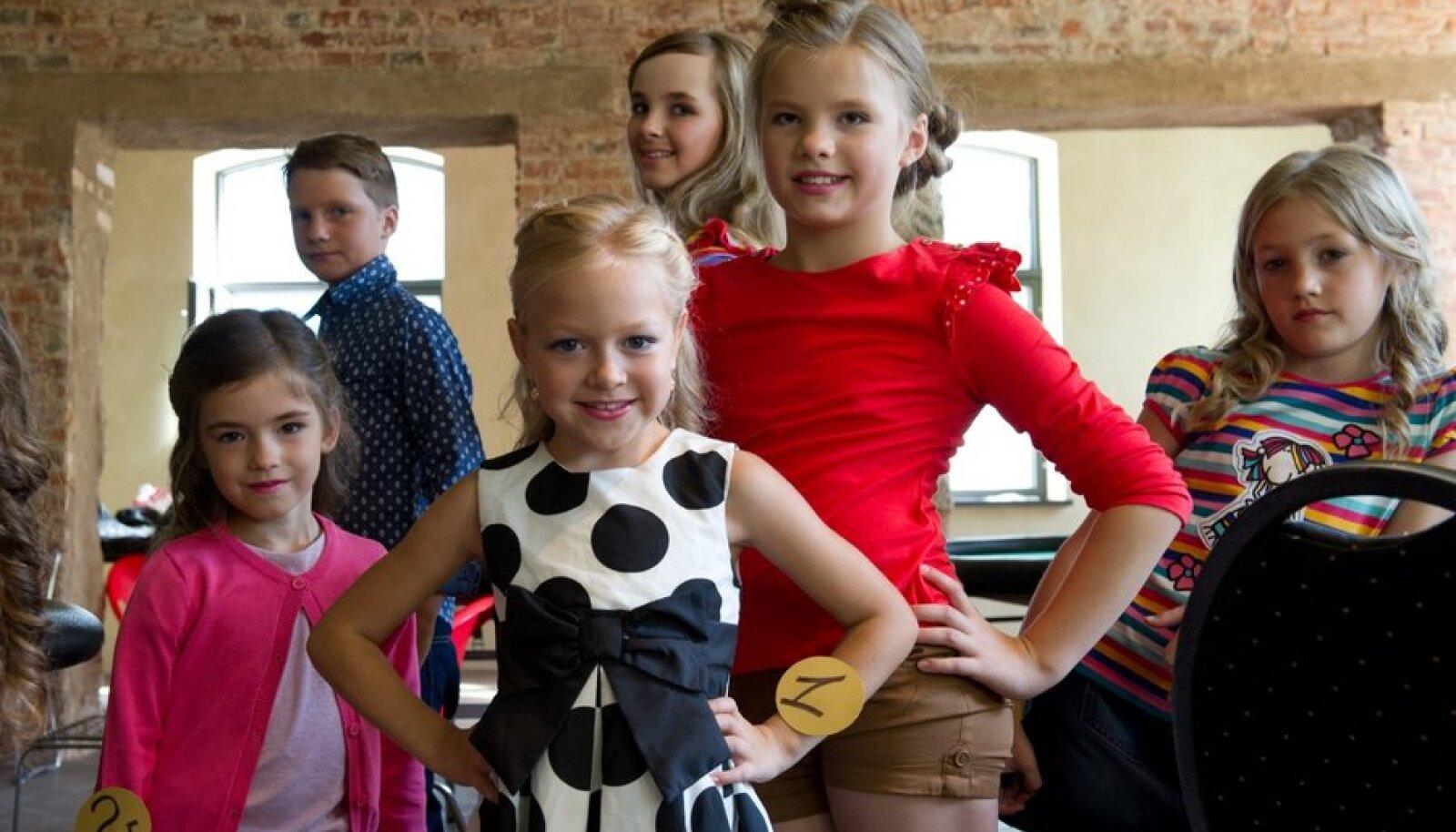Väike Miss Estonia ja Väike Mister Estonia