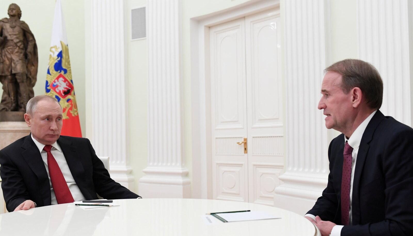 Putin ja Medvedtšuk