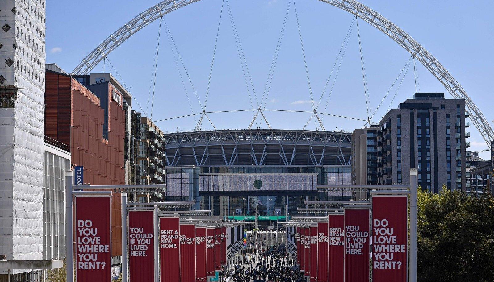 EMi finaal peetakse tänavu  Wembley staadionil