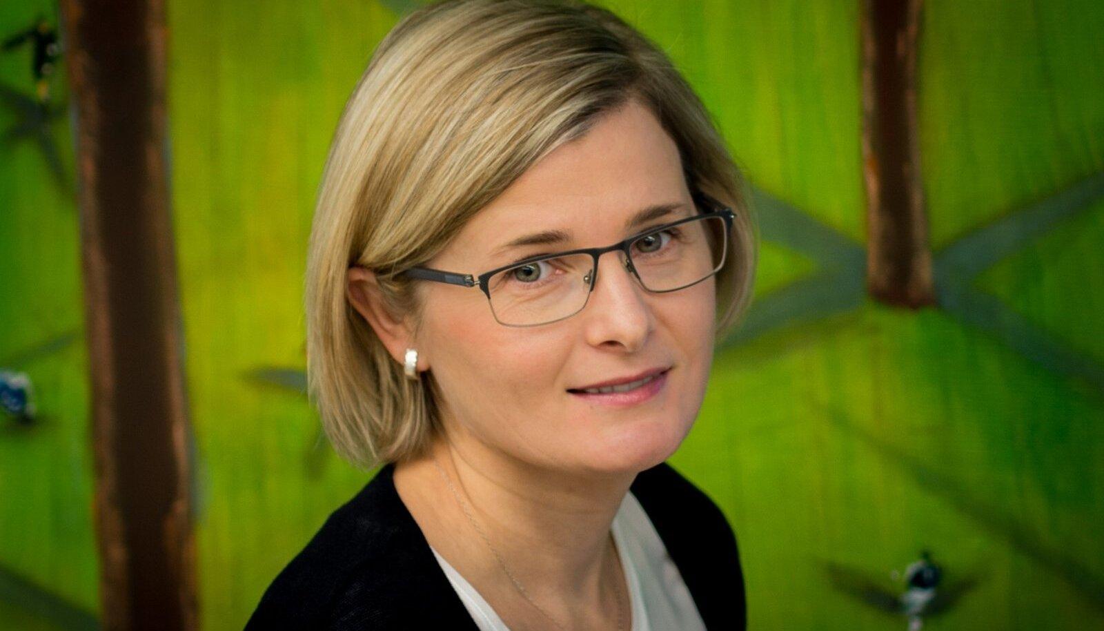 Katrin Sarap, NJORD Advokaadibüroo partner ja vandeadvokaat