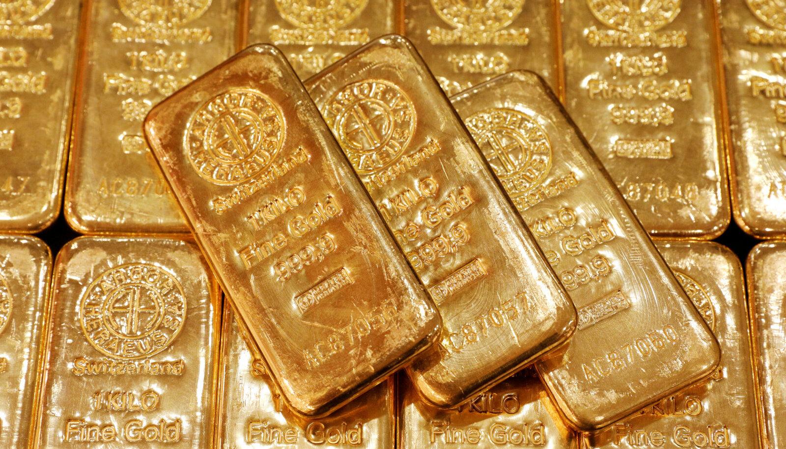 Venemaa plaanib lubada rikkusefondil investeerida raha kulda