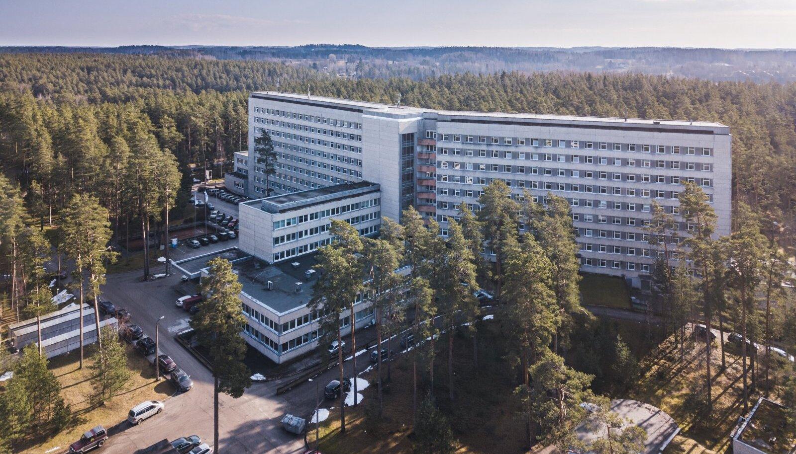 Lõuna-Eesti haigla generaator