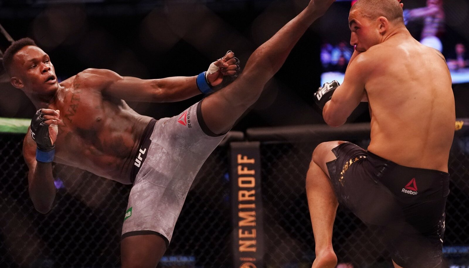 Ultimate Fighting Championship 243 in Melbourne