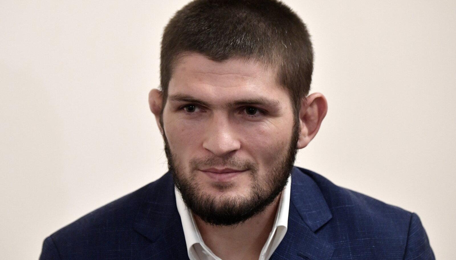 Habib Nurmagomedov