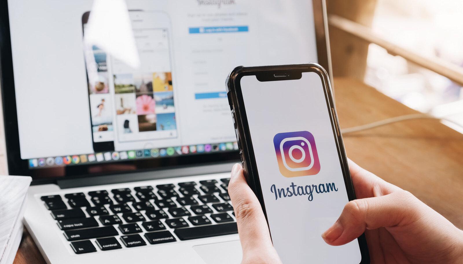 Instagram kaalus uute funktsioonide testimise ajal rakenduses täielikult avalike arvude eemaldamist