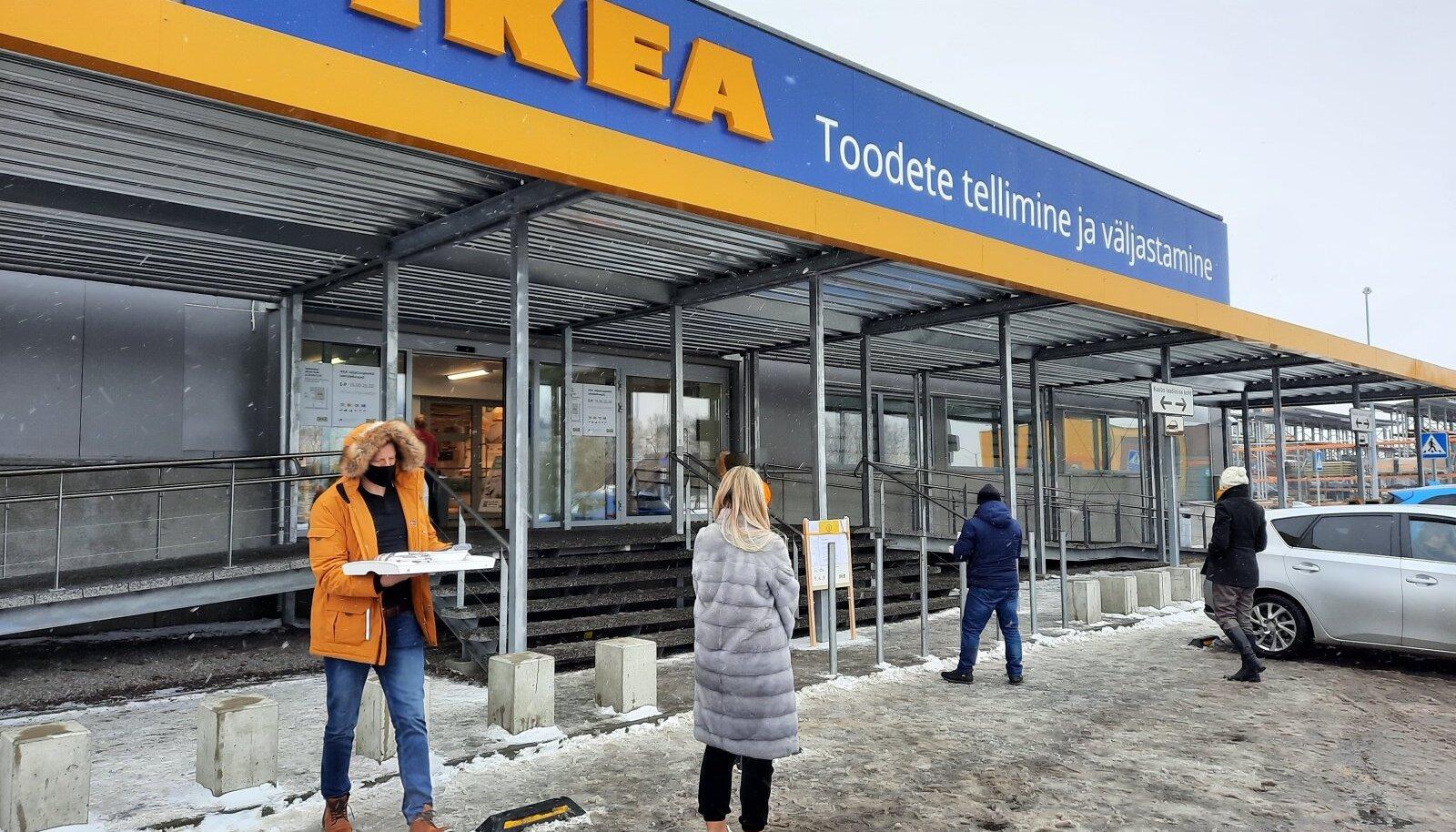 IKEA Tallinna tellimiskeskus