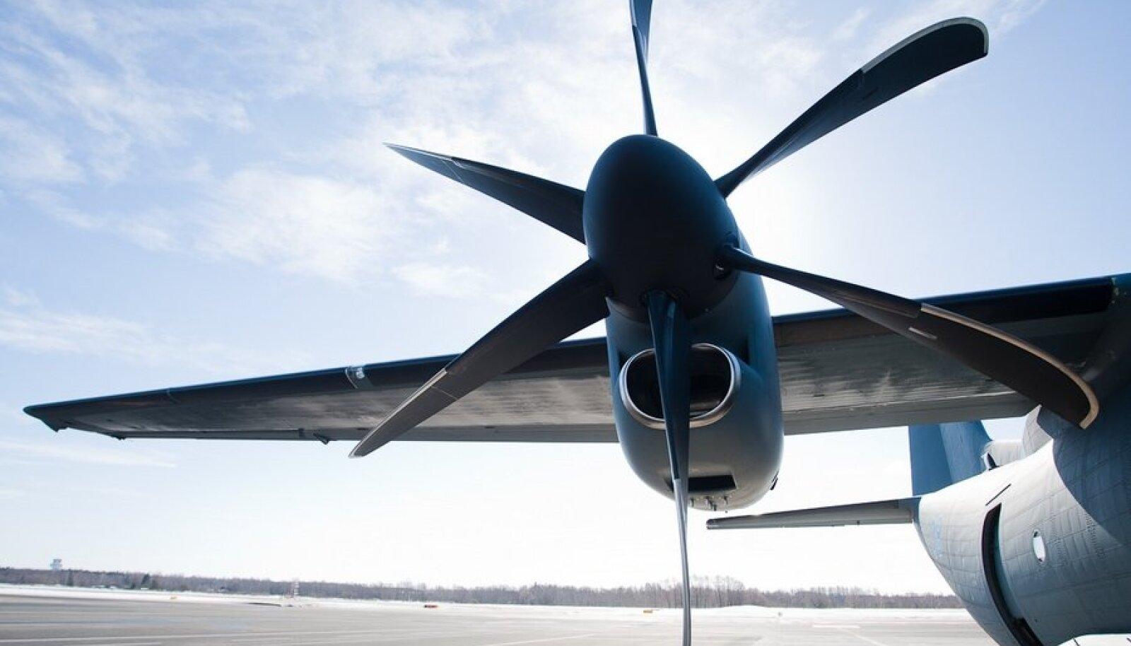 NATO lennuk