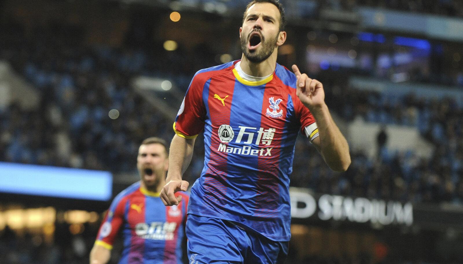 Luka Milivojevic realiseeris penalti