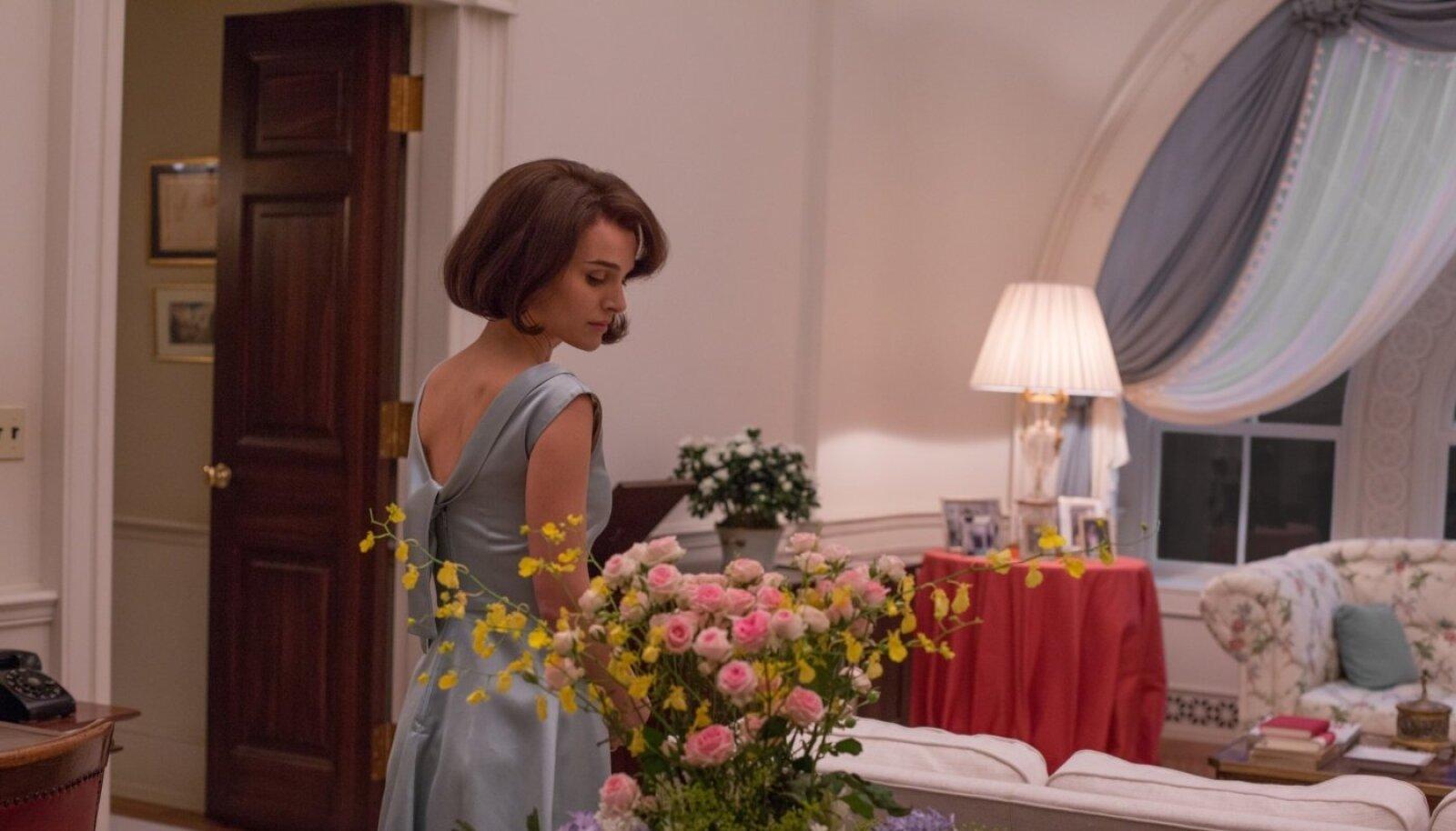 """Jackie"" nimiosas on Natalie Portman."