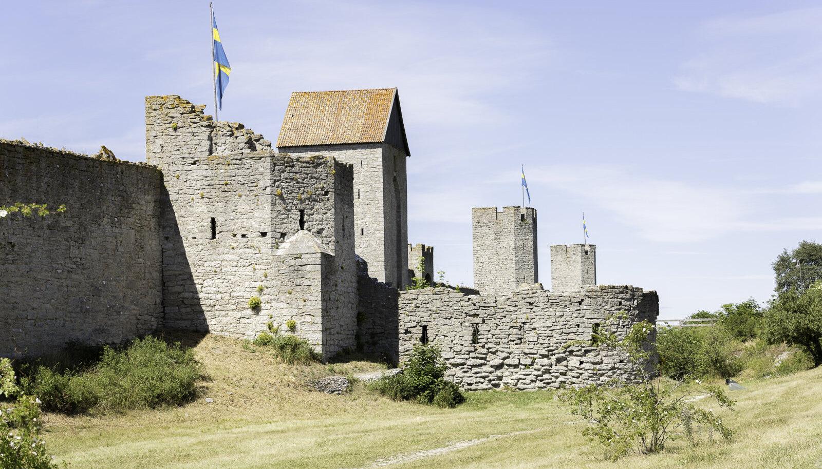 Visby, Ojamaa