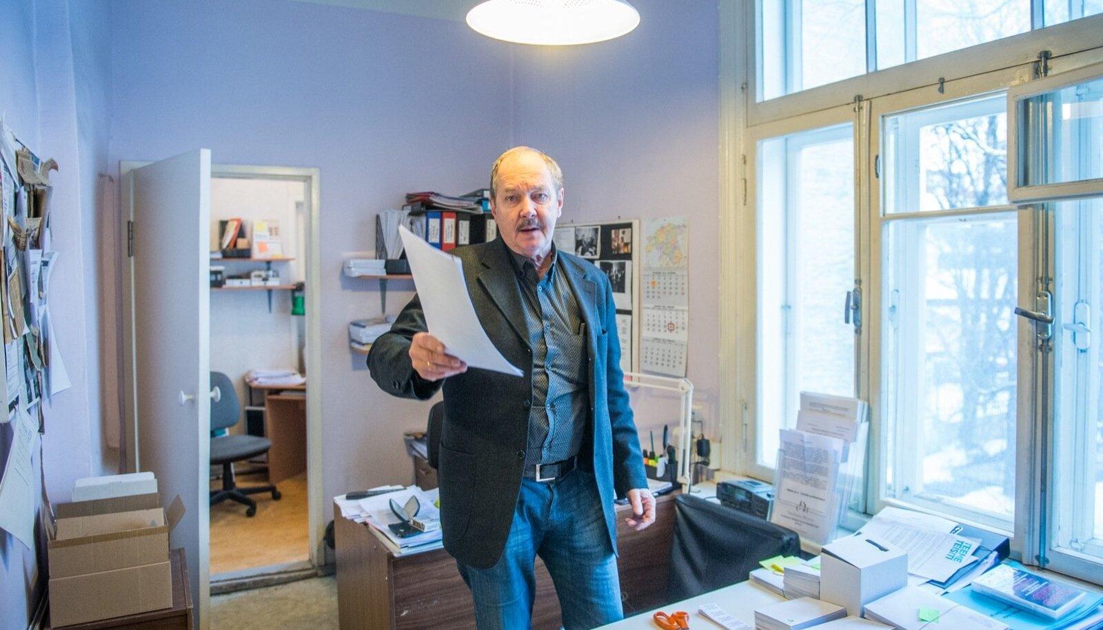 Üürnike liidu juhatuse liige Peeter Tedre selgitas Eesti Päevalehele 2015. aastal, et tegu polevat poliitilise MTÜ-ga, vaid kõigi Eesti sundüürnike asja ajava aatelise ettevõtmisega.