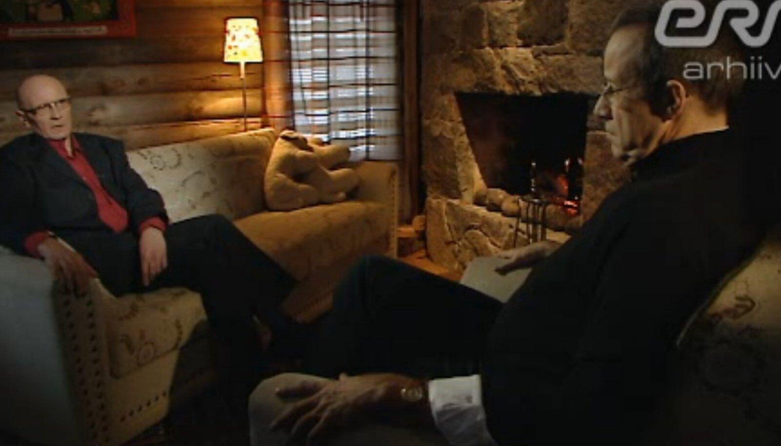 2009. aastal intervjueeris Toomas Hendrik Ilvest taas Peeter Kaldre, seekord Ärma talus