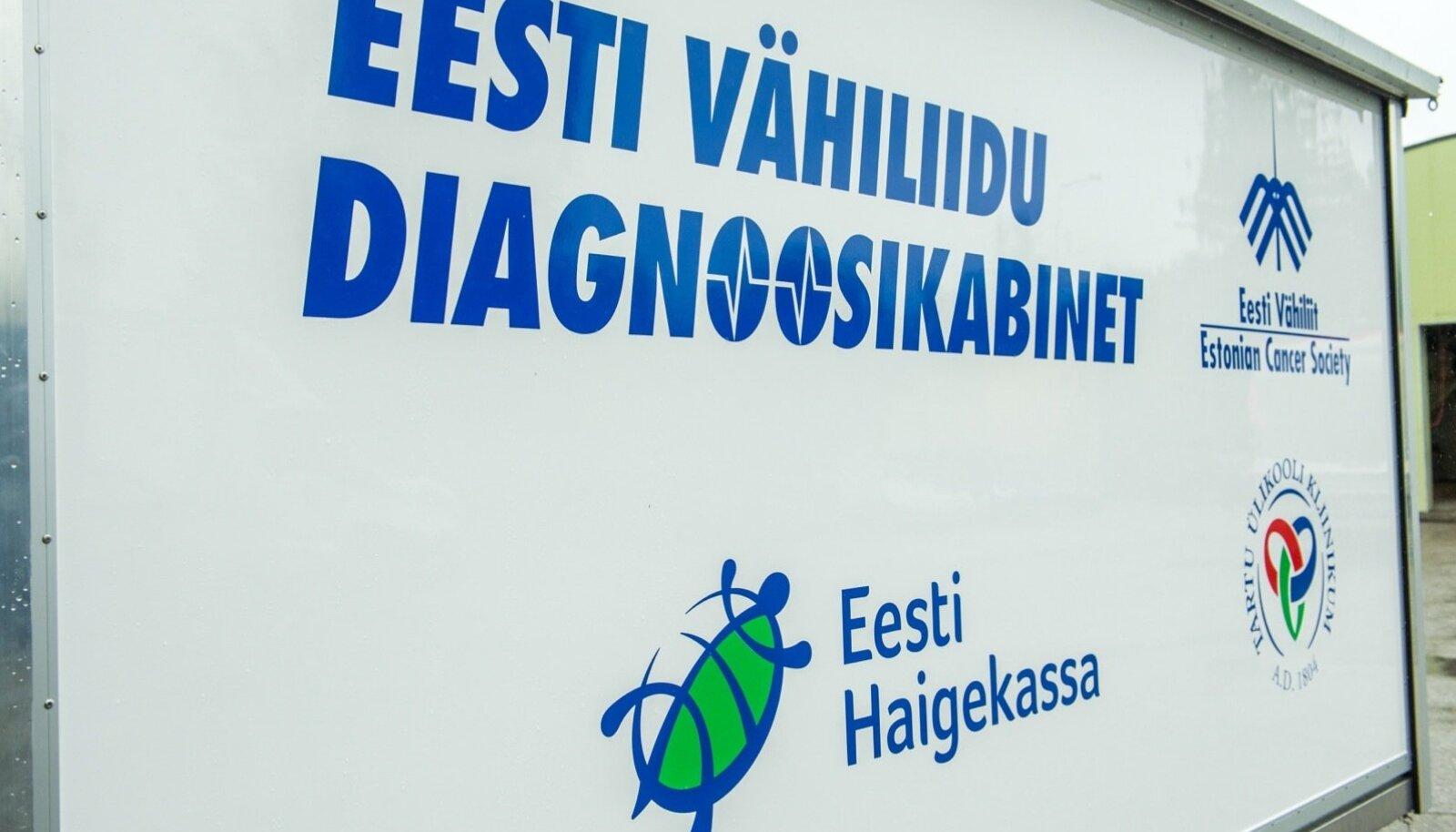 Eesti Vähiliidu diagnoosikabinet