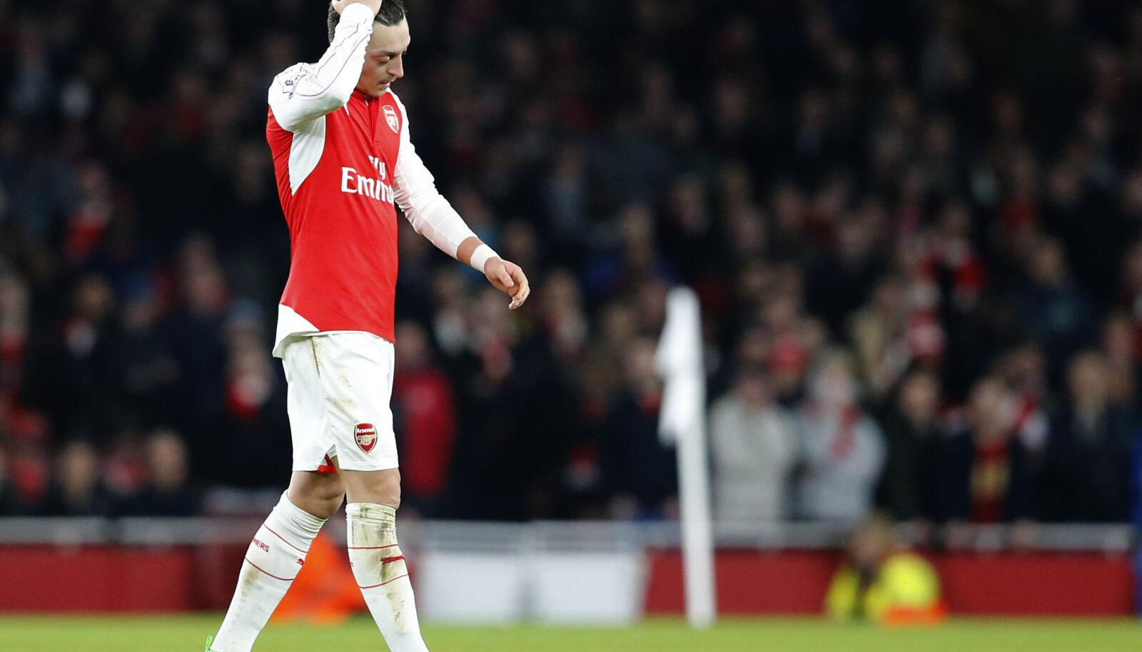 Mesut Özil (Arsenal)