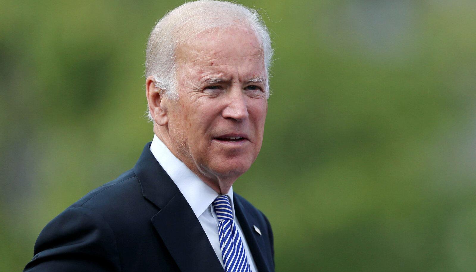 Joe Biden (foto: PA Wire / Scanpix)
