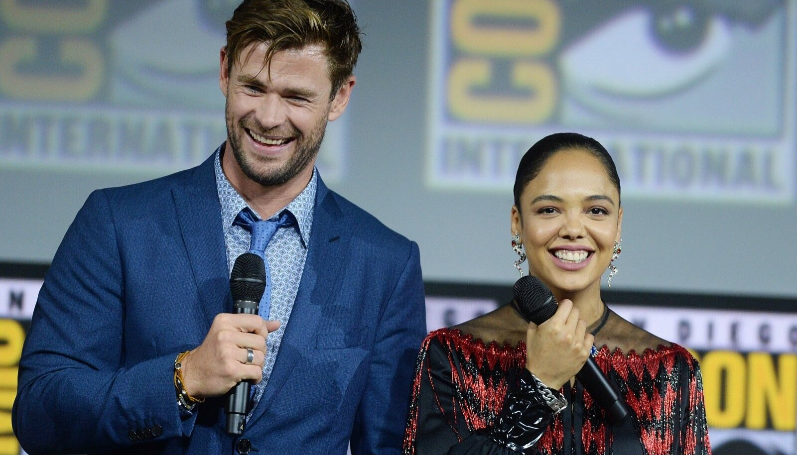 "Chris Hemsworth ja Tessa Thompson mängivad koos ""Thori"" 4. flmis ""Thor: Love and Thunder"""