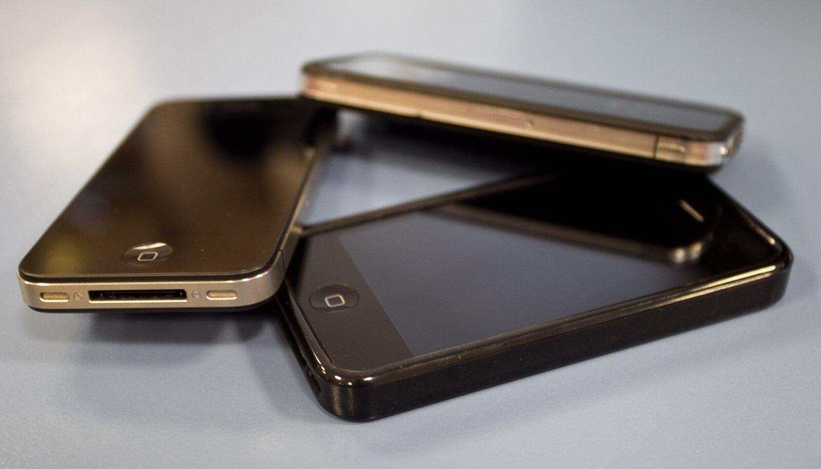 iPhone'id