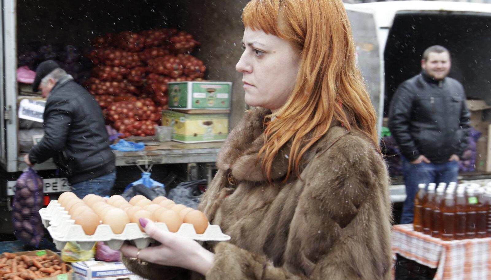 Venemaa toiduhindade tõus muutis teema Venemaa presidendi Vladimir Putini jaoks tundlikuks teemaks, mille tõttu võib Venemaa muuta nisu eksporti kallimaks