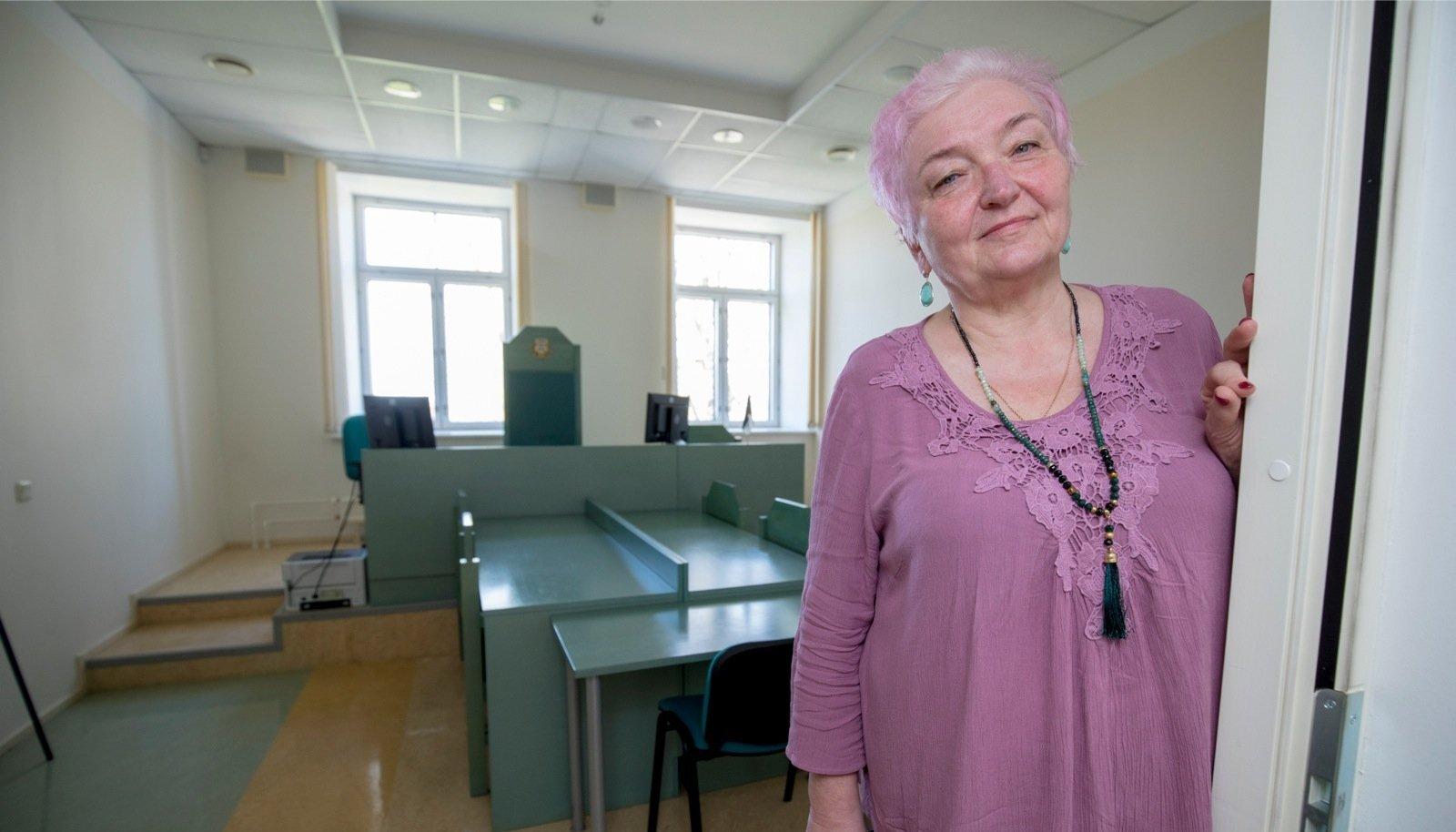Kohtunik Sirje Õunpuu nentis kohtuotsuses, et vanematevaheline vaidlus on lapsi tõsiselt kahjustanud.