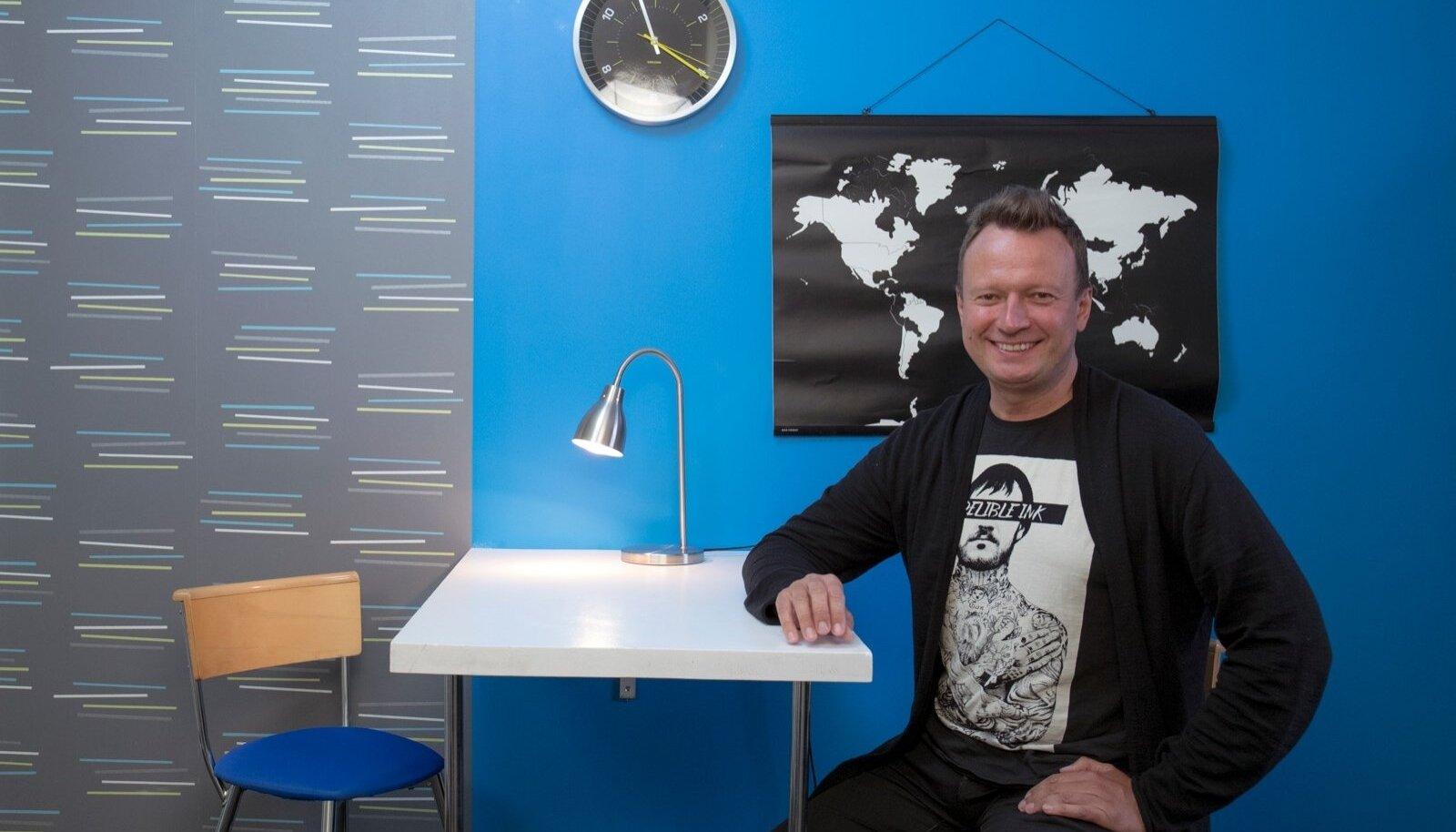 Teleajakirjanik Marko Reikop toetab täiesti veendunult suveajale jäämist.