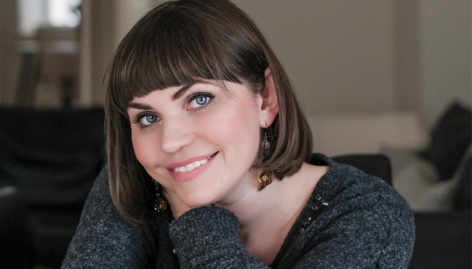 Moonika Siimets | Foto: Krõõt Tarkmeel I Jumestus: Reet Härmat
