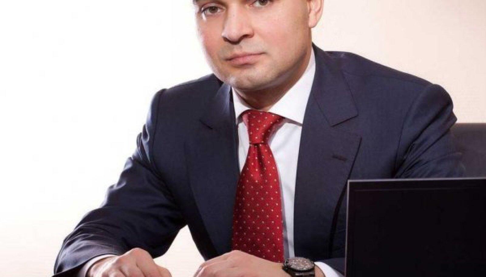 Samaara senaator: Sergei Mamedov.  (Foto: Sergei Osmatškin / mamedov-sv.ru)
