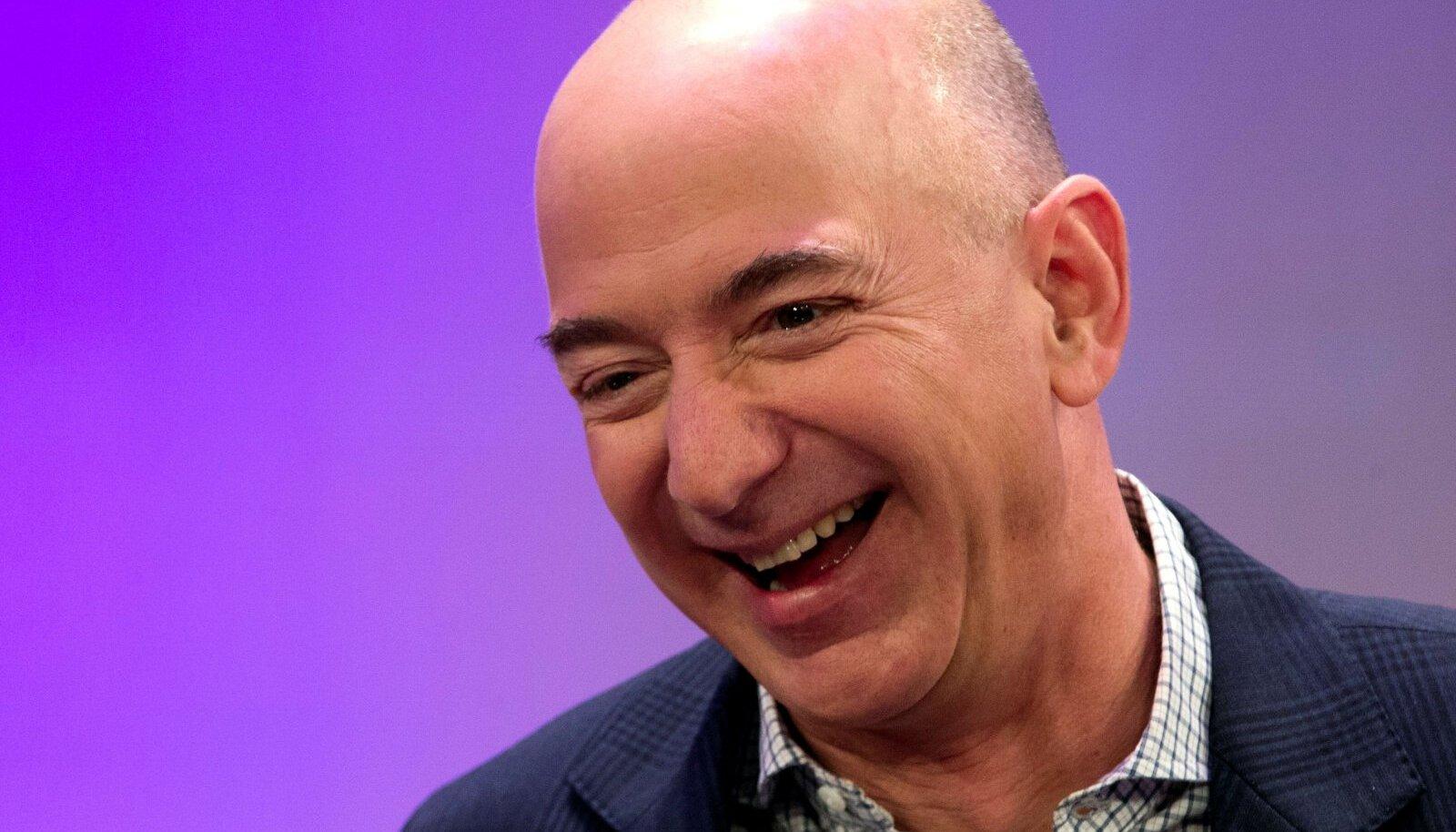 Amazoni asutaja ja juhatuse liige Jeff Bezos