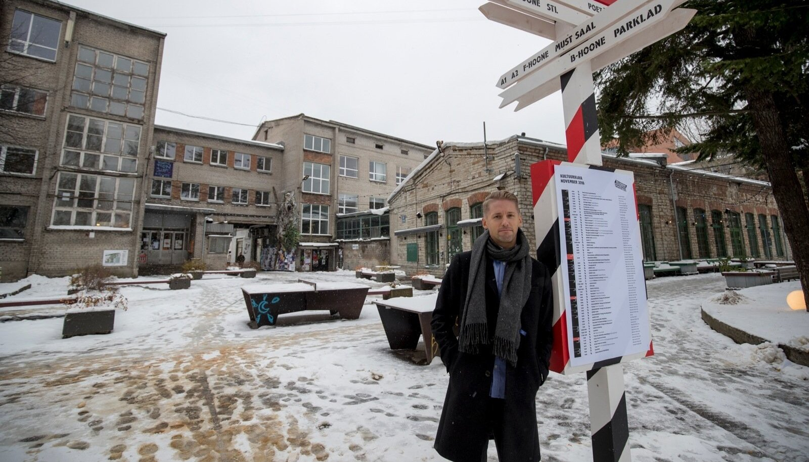 86df5e7a831 Telliskivi loomelinnaku juht Jaanus Juss murrab müüdi: kinnisvara puhul  pole kõige olulisem asukoht, vaid sisu