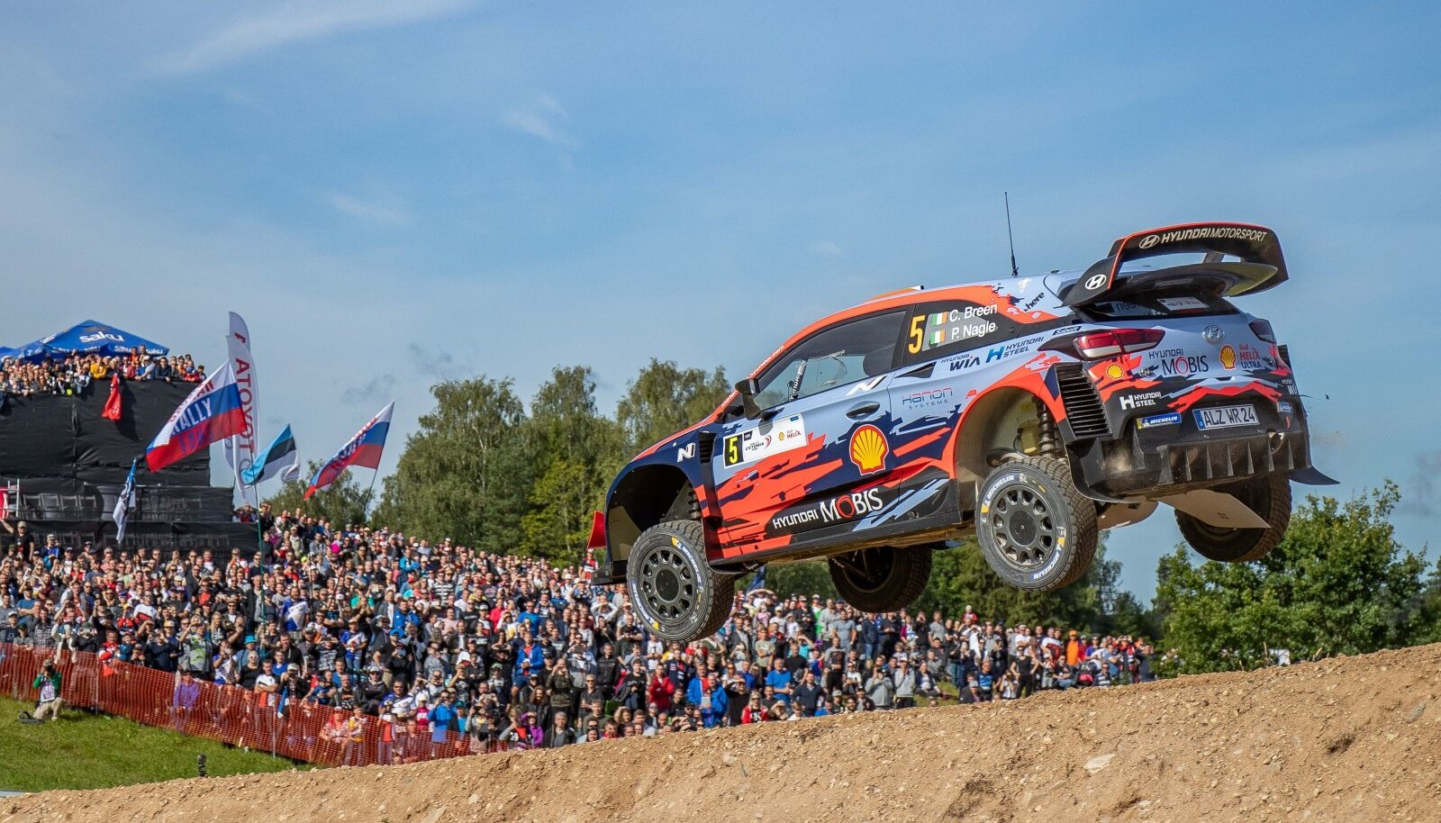 Rally Estonia 2019. aastal.