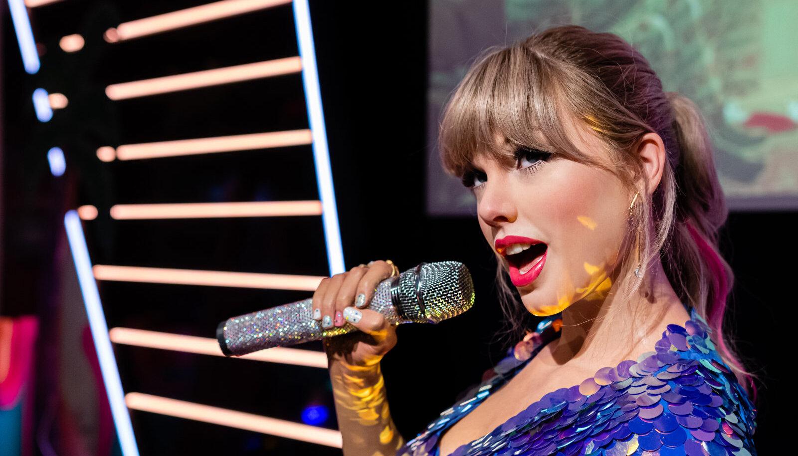 POPPRINTSESS: Taylor Swift tõi suvistesse tabelitesse uut hingamist.