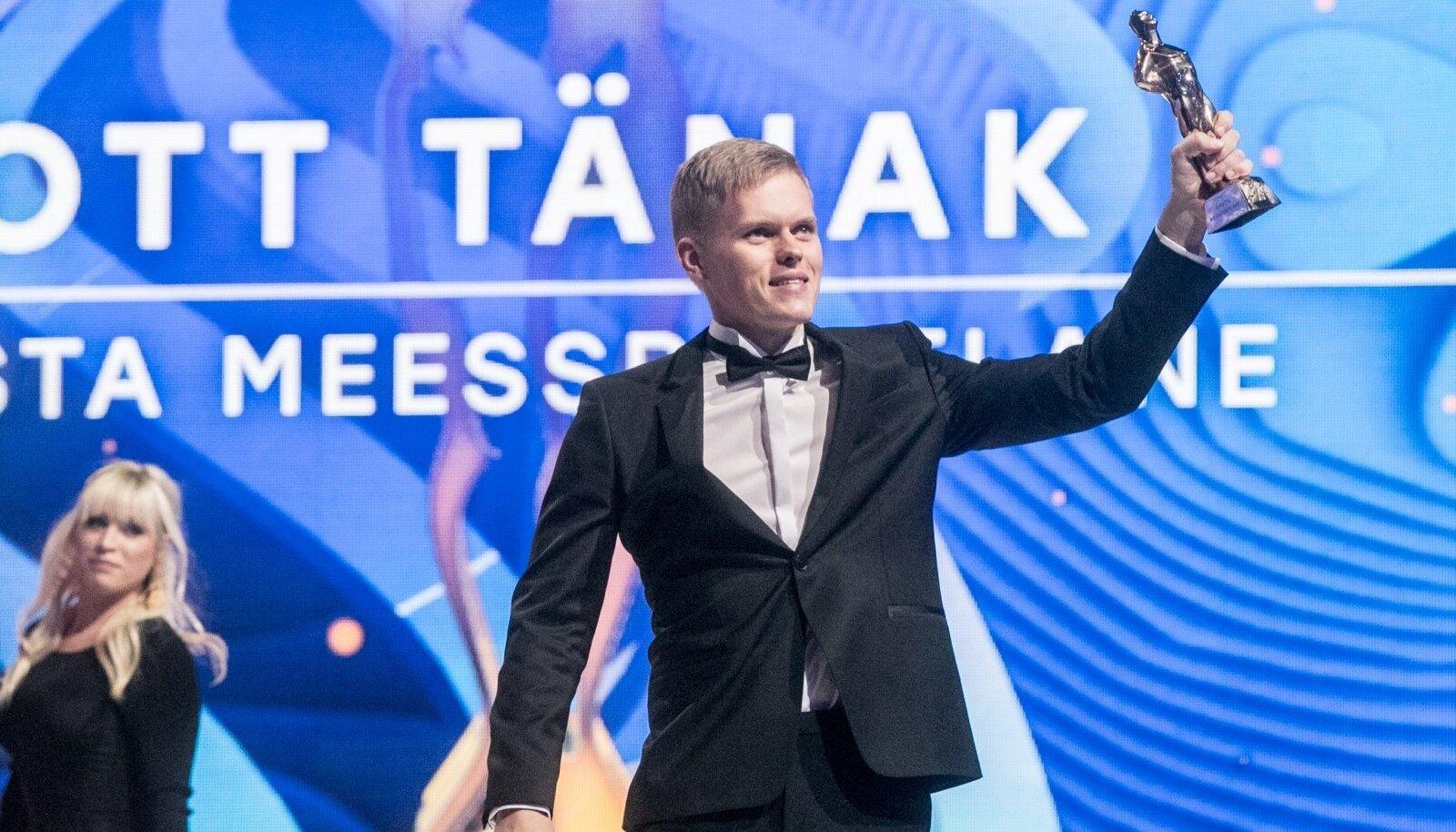 Kas 2017. aastal oma esimese kuldse Kristjani saanud Ott Tänak võidab ka tänavu?