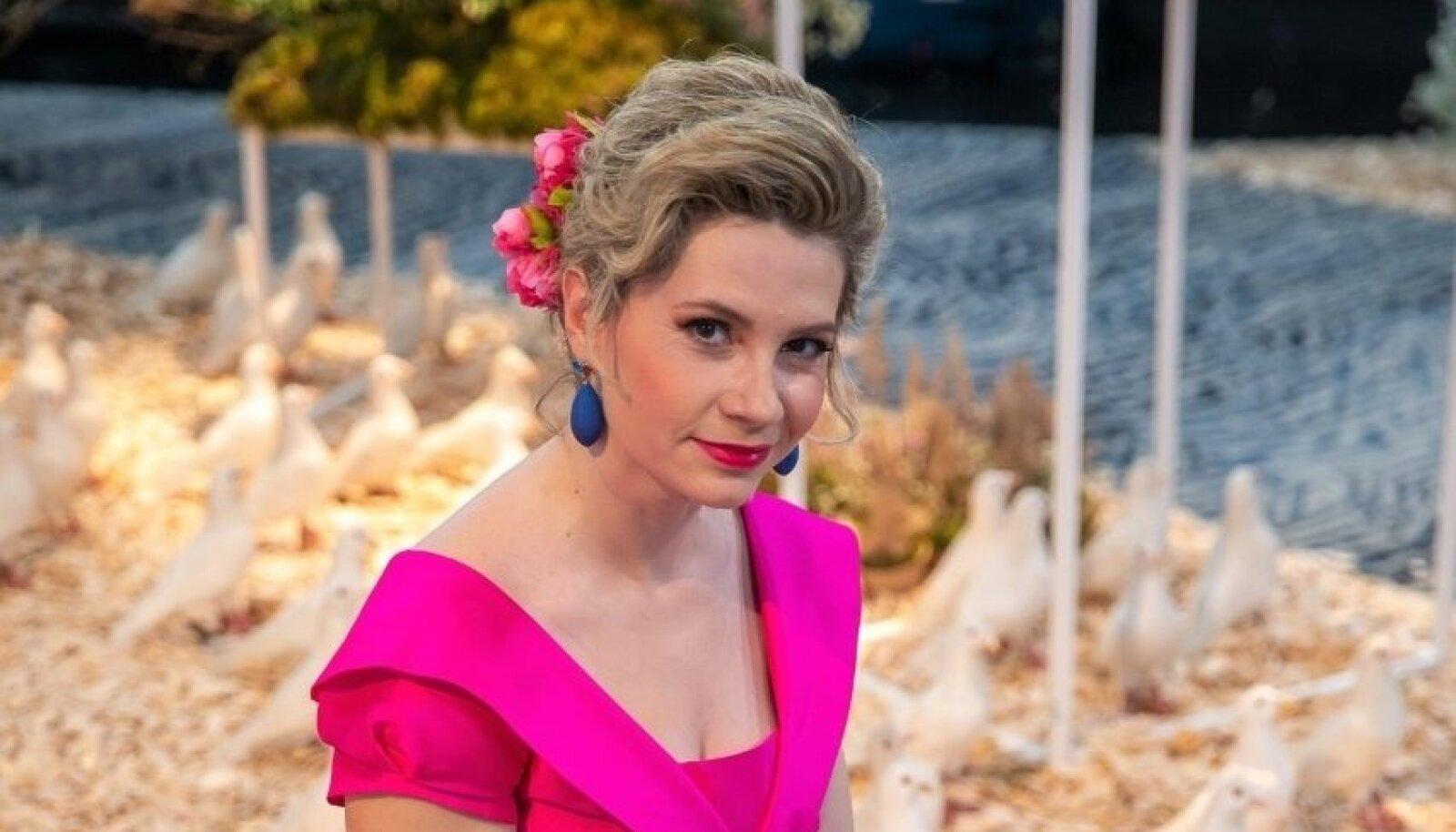 Anna-Maria Veidemann-Makko on Naine suure tähega, kes tunneb ennast ilusa, väärtusliku ning tervikuna.