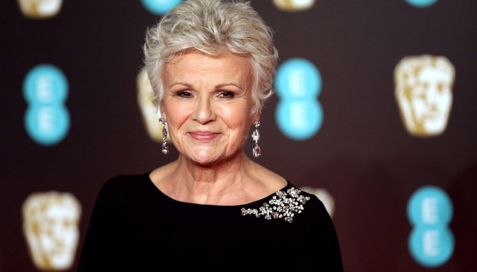 Dame Julie Walters bowel cancer diagnosis