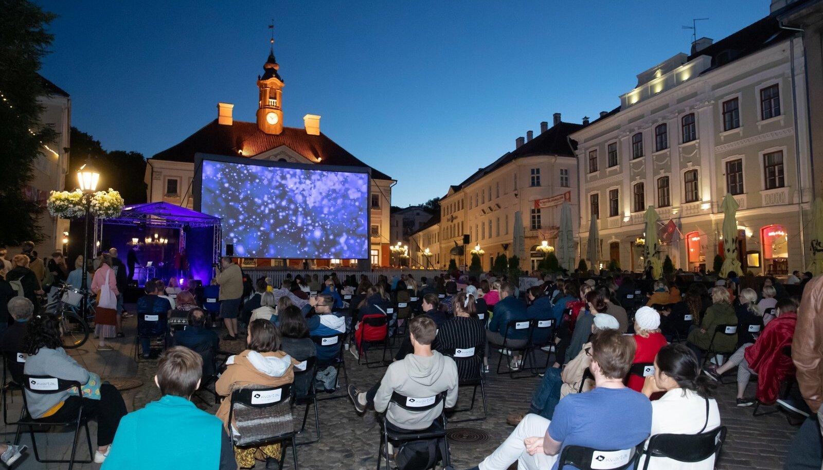 Pimedate Ööde festival 2020