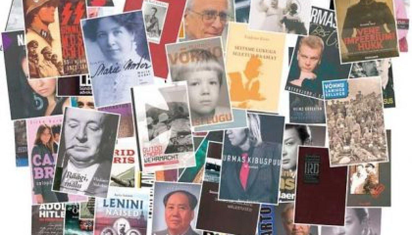 KOHUSTUS MÄLETADA: Nende raamatute läbitöötamine teeb meist hoopis targemad inimesed.