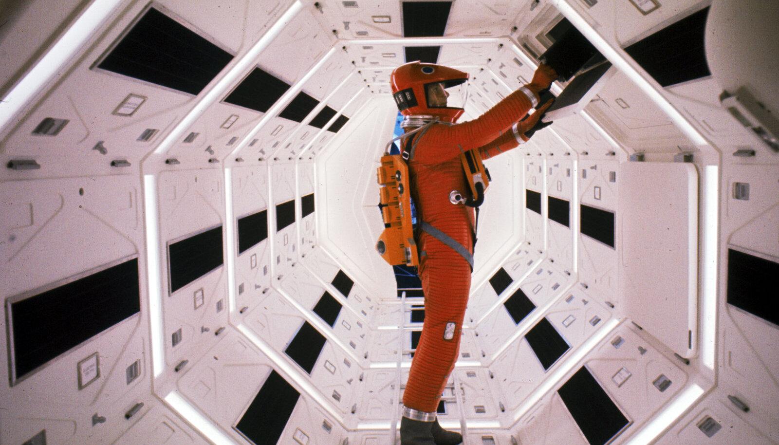 """""""2001: Kosmoseodüsseia"""" (""""2001: A Space Odyssey"""", 1968)"""