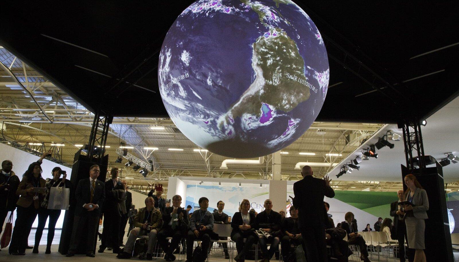 Prantsusmaal otsitakse kompromissi planeedi päästmiseks.