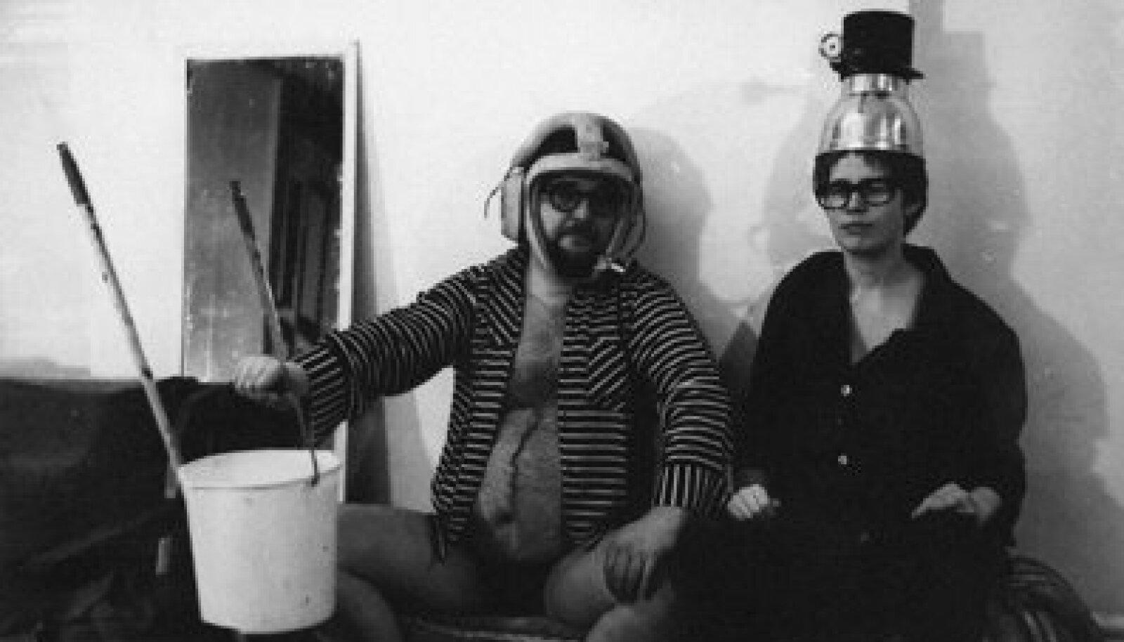 Steina ja Woody Vasulka